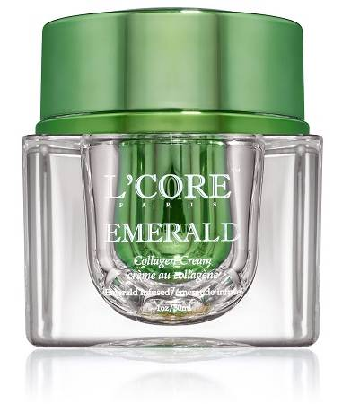 LCore-Paris-Emerald-Collagen-Cream-Skincare-MISBIW-Wichita-Kansas-Medical-Spa-Med-Spa-Aesthetics